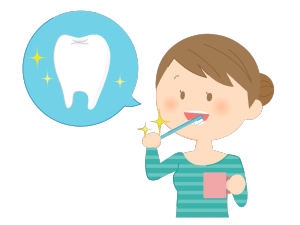 初期虫歯について   日本橋グリーン歯科