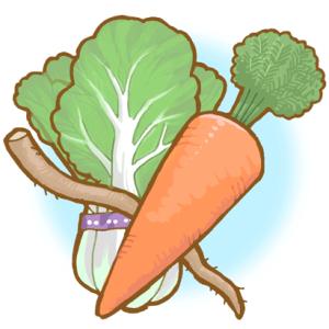 歯に良い野菜